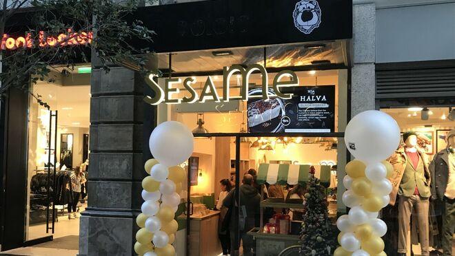 Sesame, firma alemana de productos gourmet, aterriza en Madrid