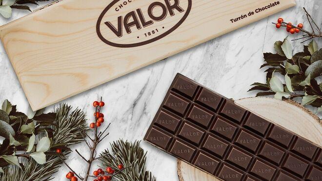 Valor lanza su edición limitada de turrón premium por Navidad