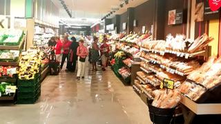 Los supermercados crecen por quinto año consecutivo