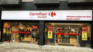Nuevo Carrefour Market en Leganés (Madrid)