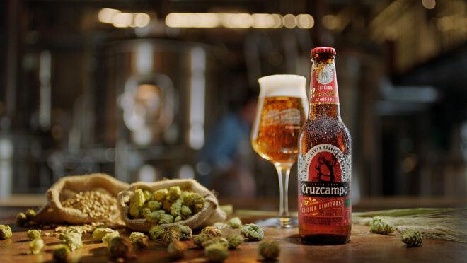 Cruzcampo: maestría cervecera e innovación en su nueva edición limitada de Navidad
