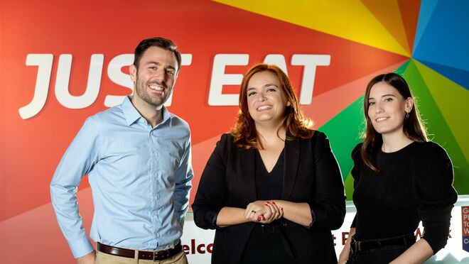 Just Eat España refuerza su departamento de Marketing