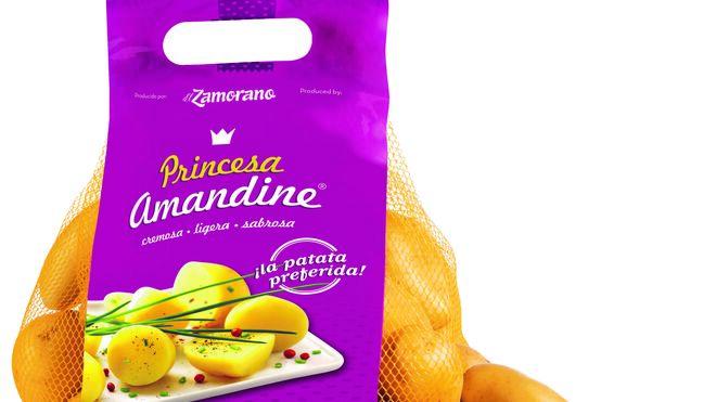 Las patatas Princesa Amandine llegan al mercado ibérico