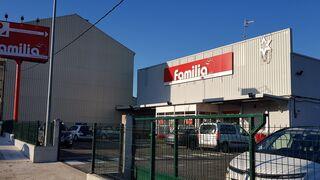 Nuevo supermercado de Autoservicios Familia (Vegalsa-Eroski) en Ribadumia