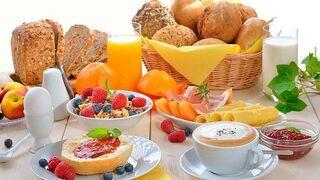 Escaneando el desayuno: la mitad son productos procesados