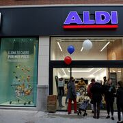 Aldi inaugura un nuevo supermercado en Madrid