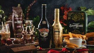 Baileys y San Ginés abren la primera chocolatería pop up en Madrid