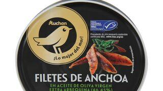 La nueva gama gourmet Auchan alcanza las 150 referencias