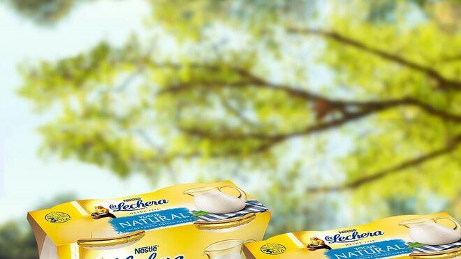 Lactalis Nestlé ha reducido el azúcar de 41 postres este año