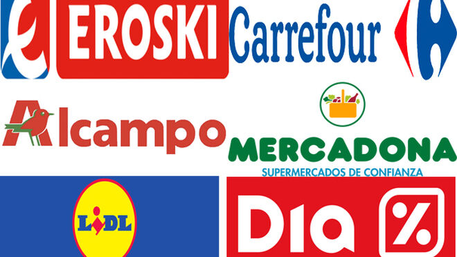 Mercadona vuelve a su máximo de cuota de mercado en gran consumo