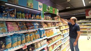 Las ventas de productos dietéticos continúan al alza