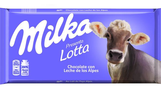 Milka da unas merecidas vacaciones a su famosa vaca morada