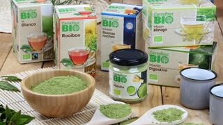 Carrefour amplía su gama de infusiones y tés ecológicos