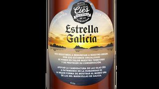 Estrella Galicia homenajea a las Islas Cíes en una edición especial