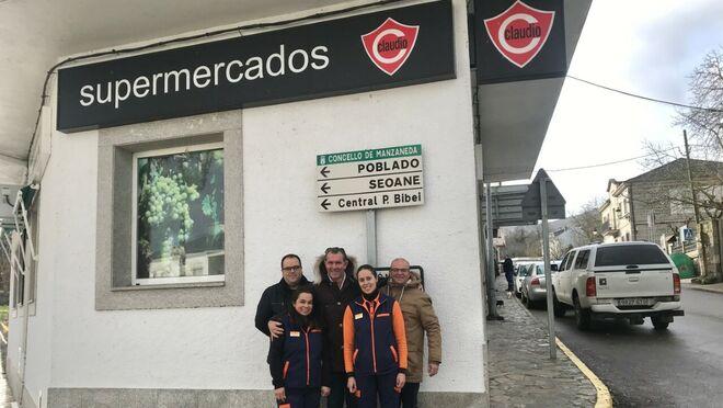 El primer súper Claudio de 2020 abre en Manzaneda (Orense)