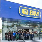 Supermercados BM busca la diferenciación salarial: sueldos de 1.433 euros al mes
