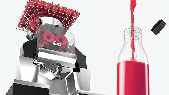 Zumex diseña la primera exprimidora de granadas