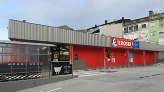 Eroski City amplía su negocio con un nuevo súper en Monterroso (Lugo)
