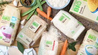 Carrefour amplía su gama de arroces ecológicos
