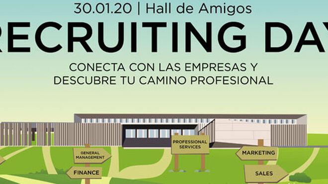 Amazon, Lidl y Danone buscan talento en la Universidad de Navarra