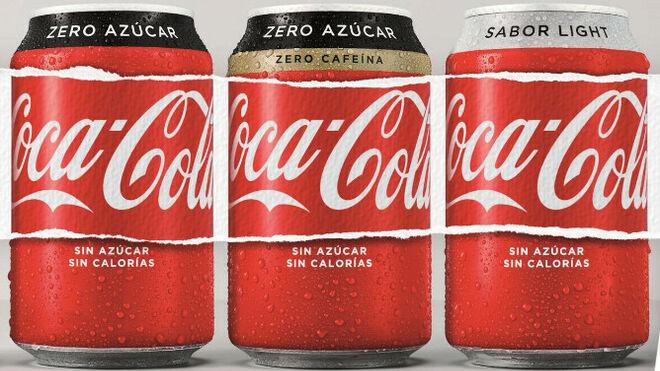 Coca-Cola presume de su conversión 'light'