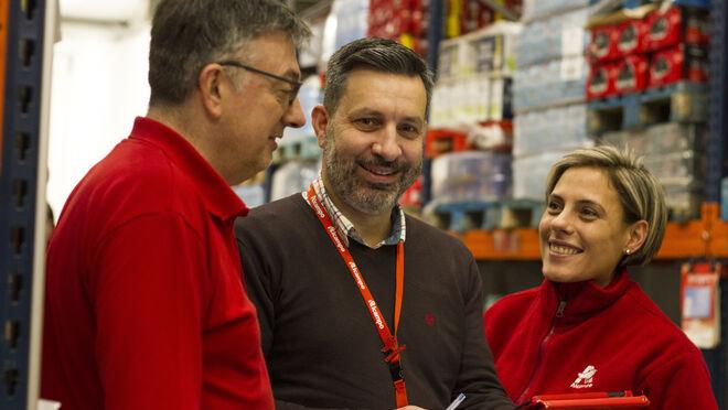 Auchan Retail España revalida su certificación en política de Recursos Humanos
