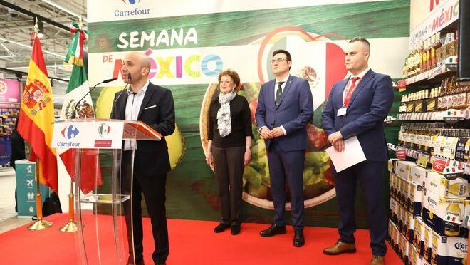 Carrefour celebra su semana mexicana con más de 150 referencias del país