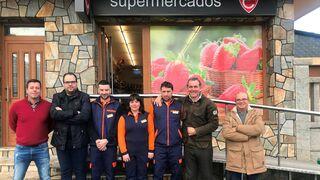 Gadisa abre un nuevo supermercado franquiciado Claudio en Paradela (Pontevedra)