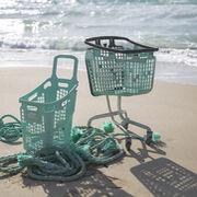 Araven presenta 'Oceanis': su gama de cestas y carros elaborados con materiales de pesca reciclados