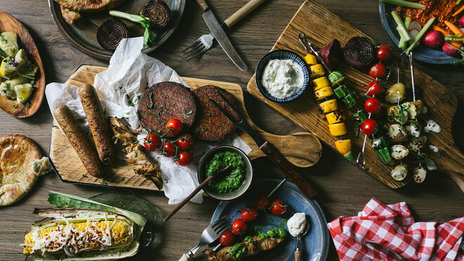 Unilever lanza en España la carne vegetal The Vegetarian Butcher