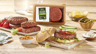 Lidl presenta 'Next Level Burger': su hamburguesa de carne sin carne