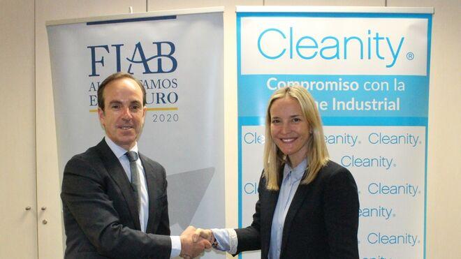 Fiab y Cleanity renuevan su alianza por la seguridad alimentaria