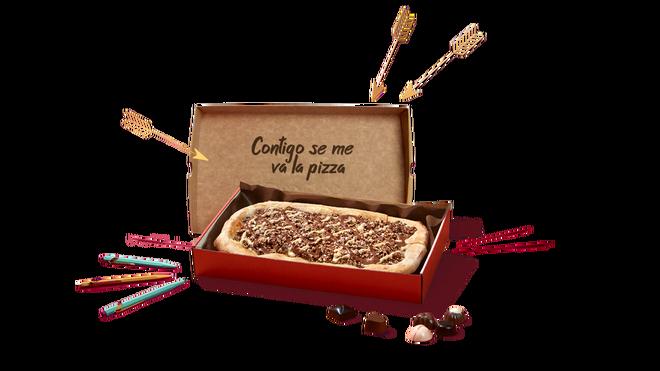 Nestlé y Telepizza recuperan las cartas de amor por San Valentín