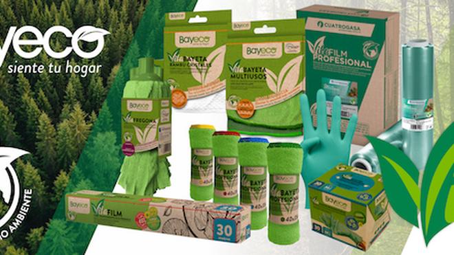 Llega Vita, la gama más verde de Bayeco