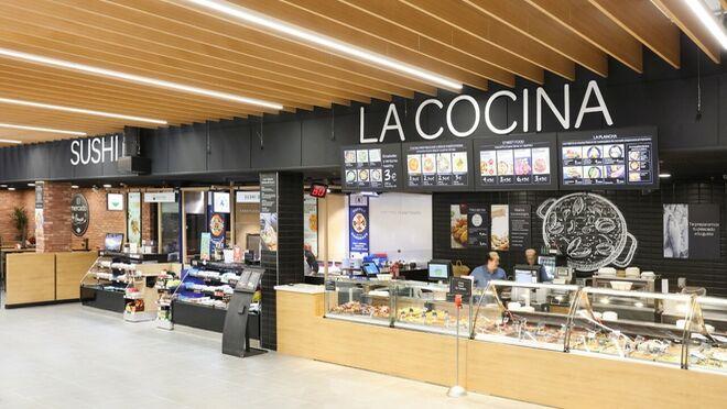 Carrefour da una vuelta al mercaurante y permite 'cocinar' la compra