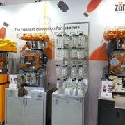 Zumex se exhibe en las ferias europeas de retail y foodservice