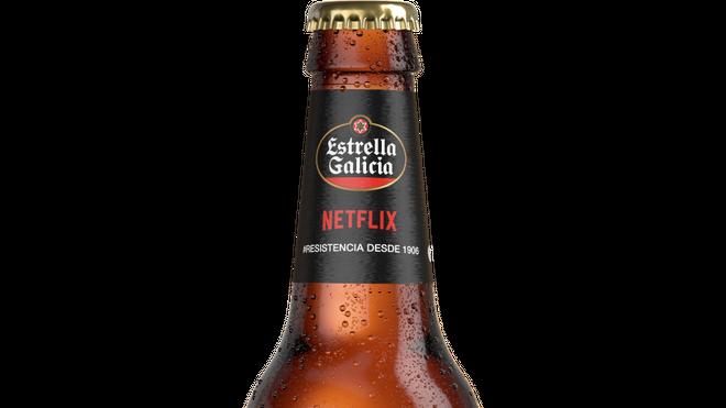 Estrella Galicia hace un guiño a 'La casa de papel' con una edición especial