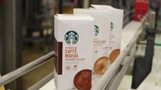 Nestlé y Starbucks innovan con su gama soluble premium
