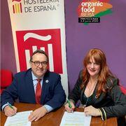Organic Food Iberia se una al Club Hostelería de España
