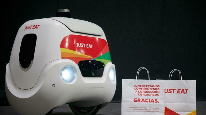 Just Eat se centra en la robótica para innovar en el delivery