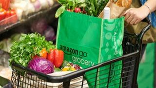 Así funciona Amazon Go Grocery: entrar, coger el producto y salir