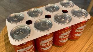 Mahou San Miguel eliminará los envases y anillas de plástico de sus principales marcas