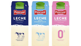 Pascual lanza el tetra brik para leche UHT más sostenible