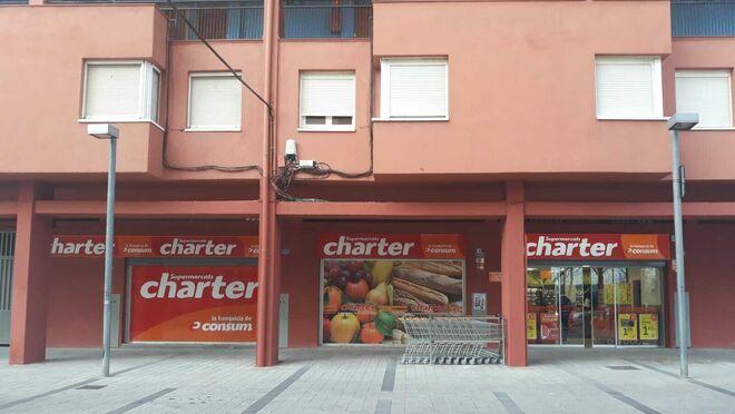 Consum abre un nuevo supermercado Charter en Sabadell (Barcelona)