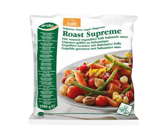 Verduras asadas Roast Supreme de Ardo no aptas para alérgicos
