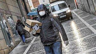 La falta de material de seguridad podría afectar al suministro logístico