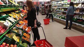Las ventas de gran consumo vuelven a crecer tras el acopio del confinamiento