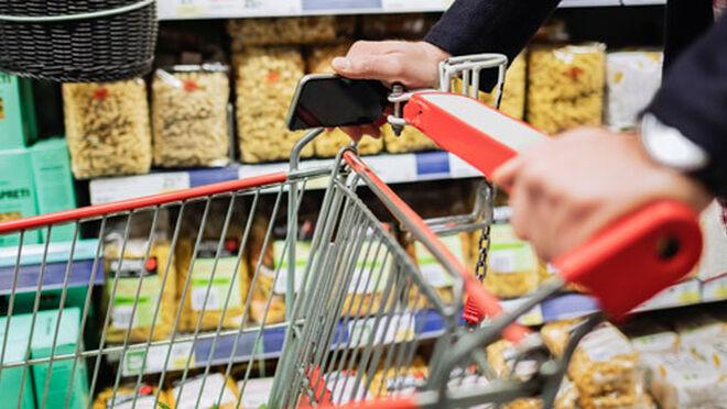 La compra de productos de gran consumo se dispara el 21%