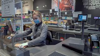 Lidl amplía a 50 euros el pago con tarjeta sin introducir pin