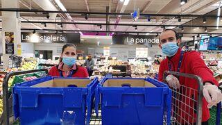 Carrefour recompensa a sus empleados con 200 euros